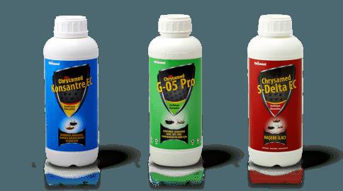 Chrysamed Emülsiyon Konsantre Böcek İlaçları