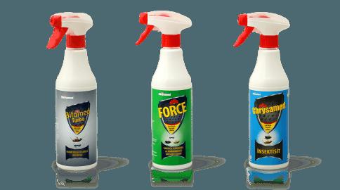 Chrysamed Kullanıma Hazır Böcek İlaçları