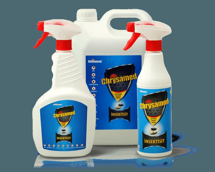 Chrysamed İnsektisit Genel Böcek İlacı