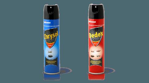 Chrysamed Aerosol Hızlı Etkili Böcek İlaçları