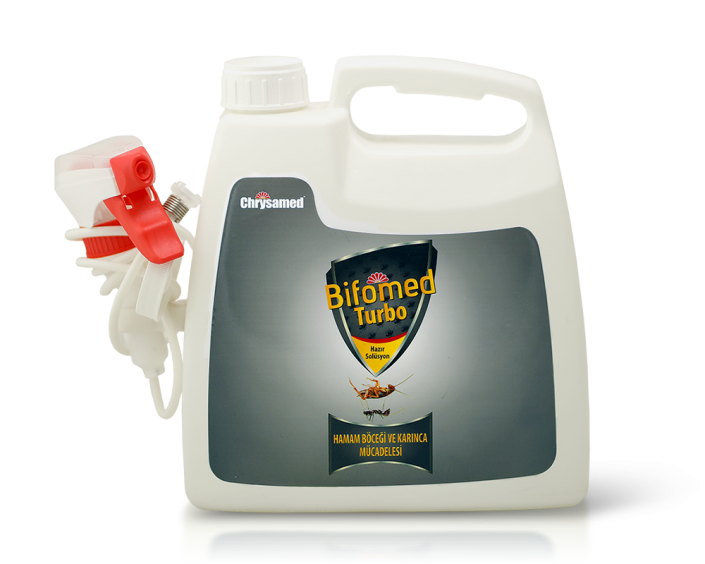 Bifomed Turbo Insecticide 2.5 lt.