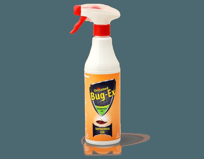 Chrysamed Bug-Ex Tahtakurusu için Böcek ilacı 500ml