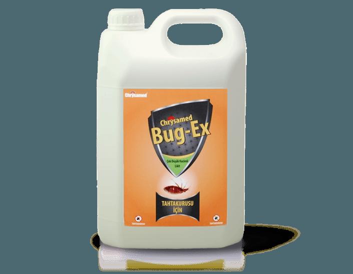 Chrysamed Bug-Ex Tahtakurusu için Böcek ilacı 5 Litre
