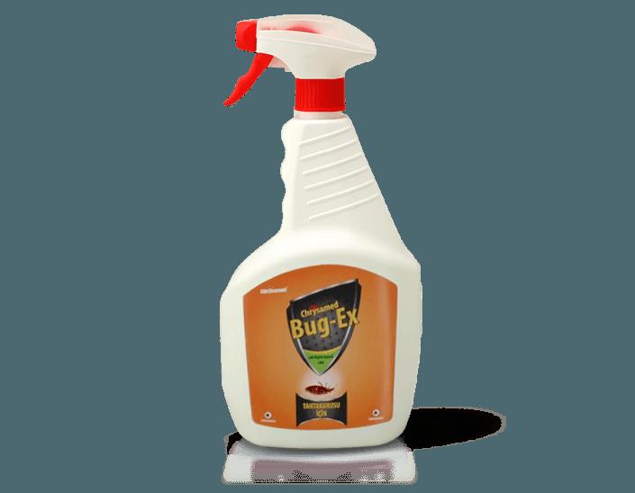 Chrysamed Bug-Ex Tahtakurusu için Böcek ilacı 1 Litre