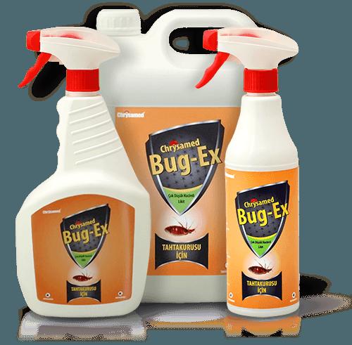 Chrysamed Bug-Ex Ürün Grubu