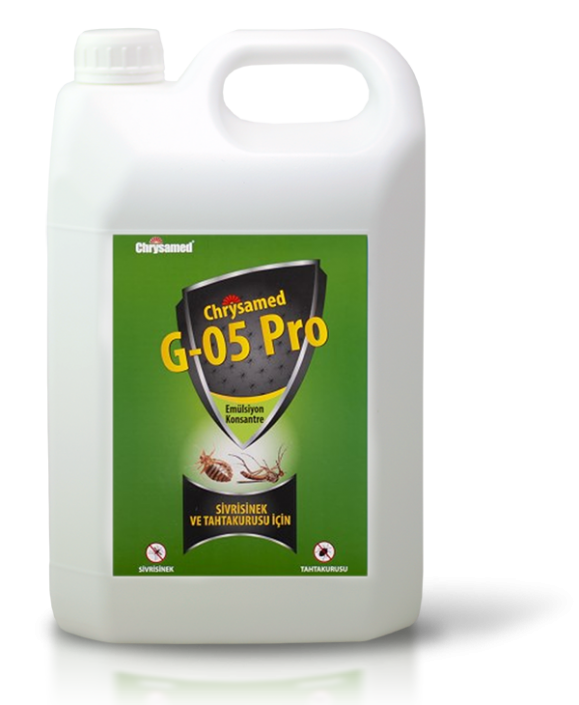 G-05 Pro Concentrated Insecticide 5 lt