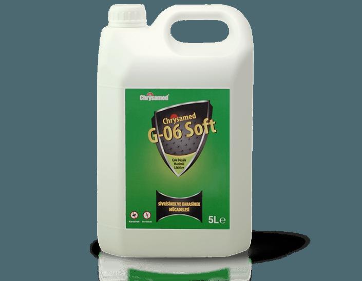 Chrysamed G06 Soft Sivrisinek ve Karasinek Böcek İlacı