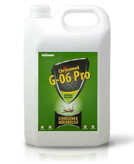 Chrysamed G-06 Concentrate Insecticide Against Mosquito 5 lt