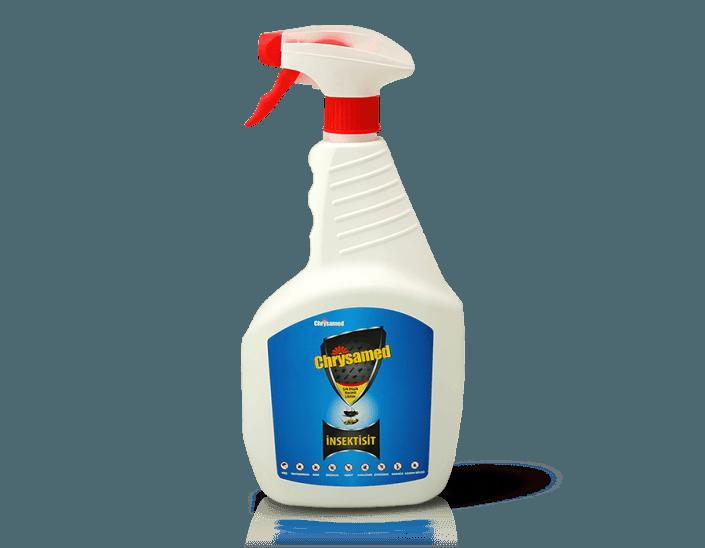 Chrysamed İnsektisit 1 Litre Böcek İlacı