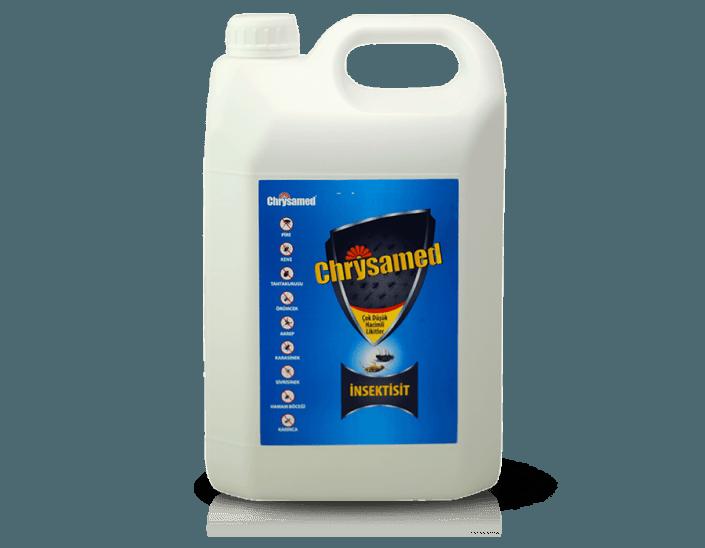 Chrysamed İnsektisit 5 Litre Böcek İlacı