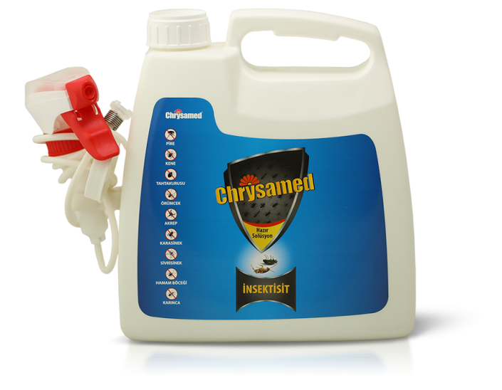 Chrysamed Insecticide 5 Liter