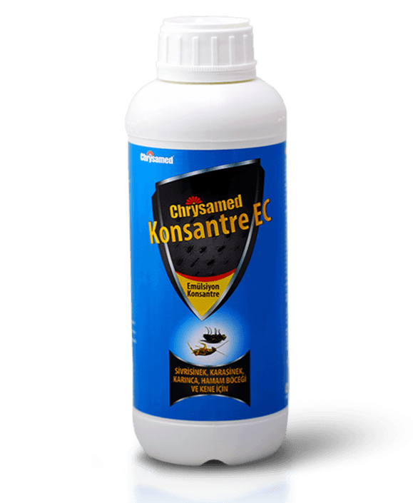 Chrysamed Konsantre EC 1 Litre