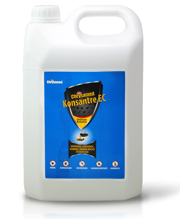 Chrysamed Konsantre EC 5 Litre