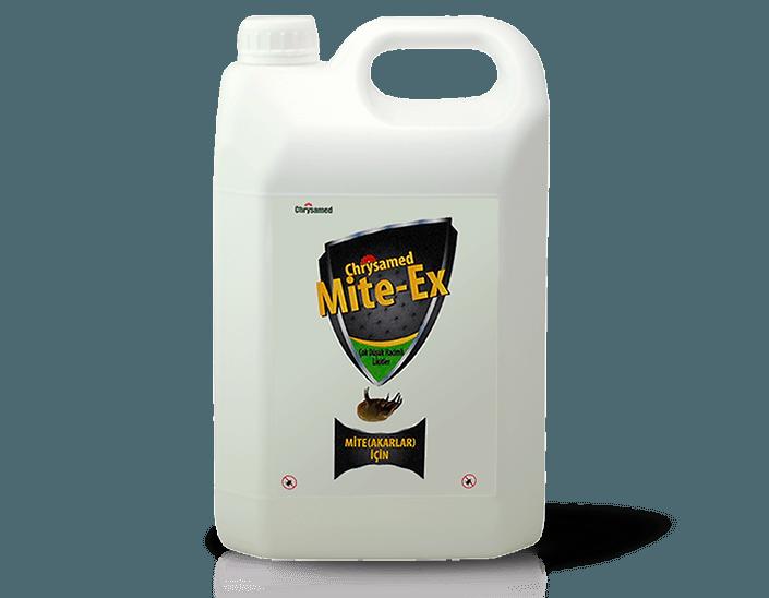 Chrysamed Mite-Ex Mite Böcek İlacı 5 Litre