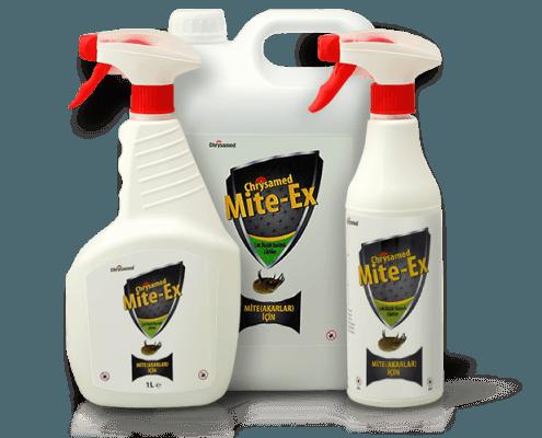 Chrysamed Mit-Ex Mite Akar Böcek İlacı
