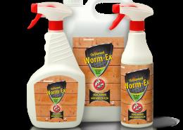 Chrysamed Worm-Ex Tahta Kurdu Böcek İlacı
