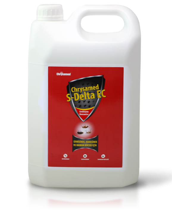 Chrysamed S-Delta EC Concentrated Insecticide 5lt.